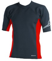 men's shortsleeve rash guard for belize