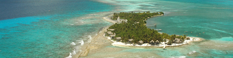 Long Caye at Glover's Reef, Belize