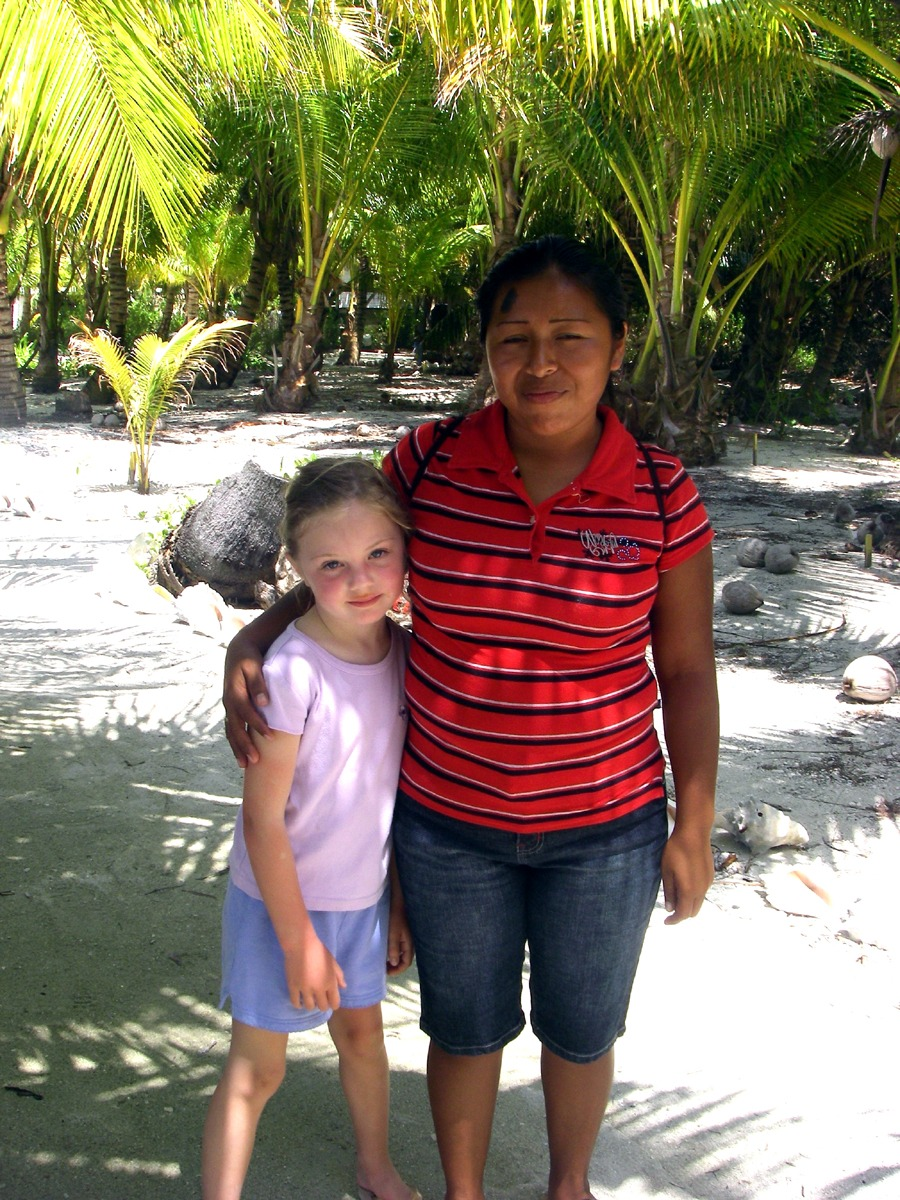 We will help you hire a Belizean babysitter to assist you during your vacation