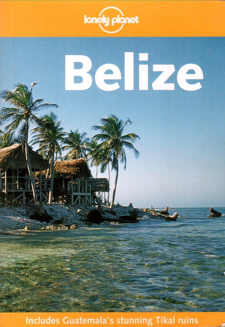 belize guidebook