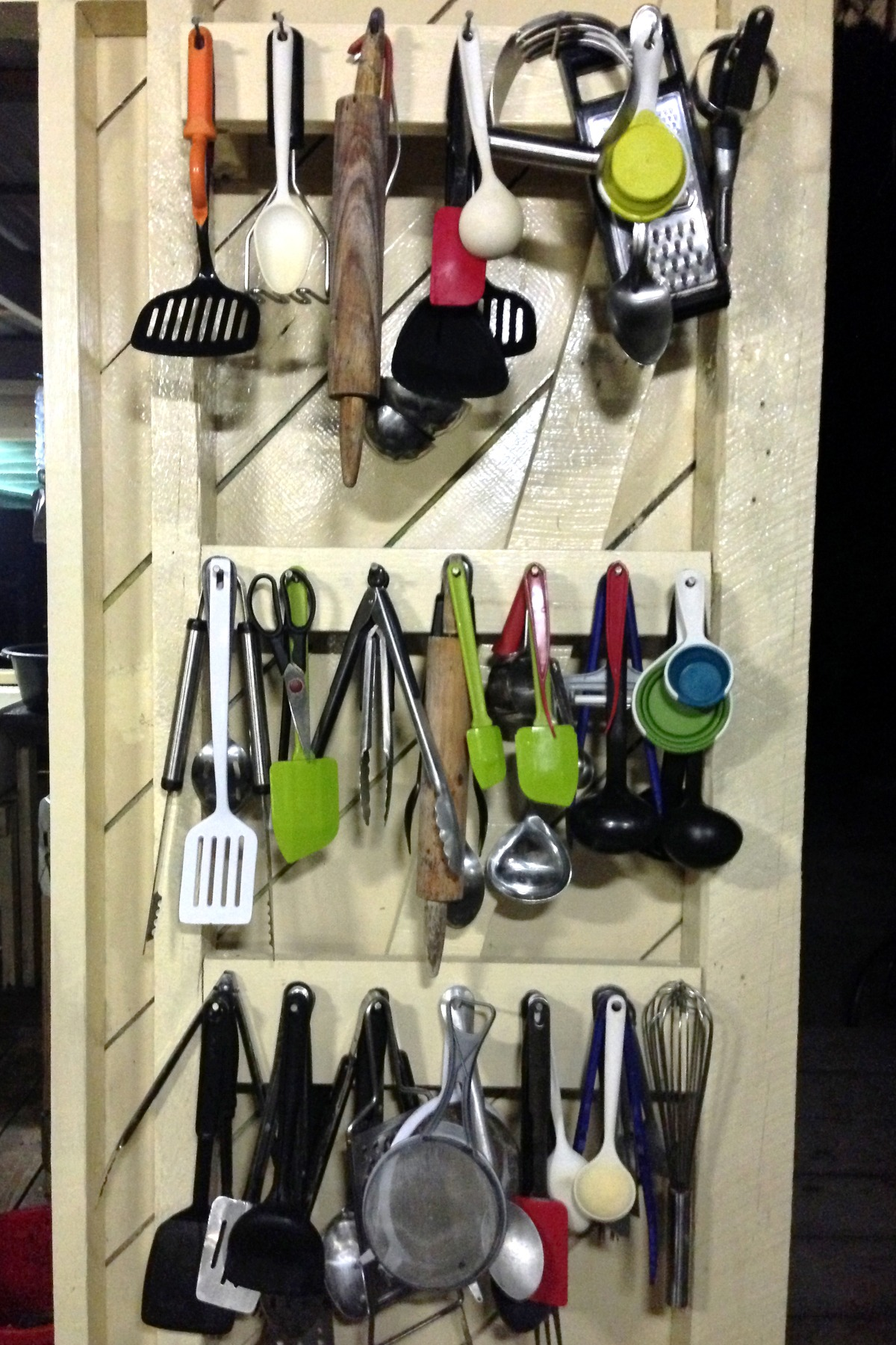 Multi-purpose: Belize kitchen utensils and musical instruments