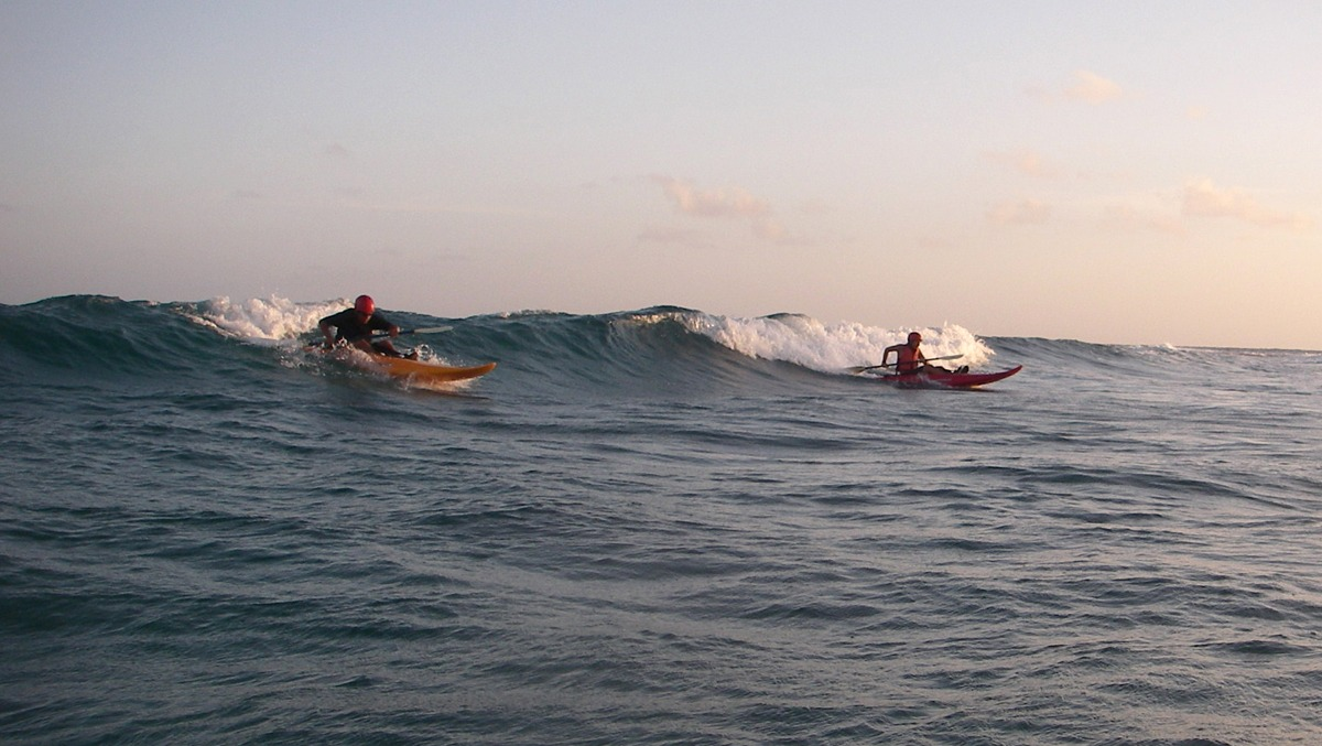 You might come to our island for the snorkeling and diving, but you will leave dreaming about our wave