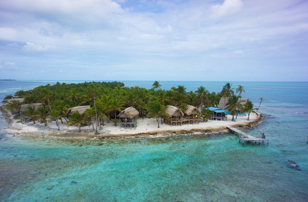 Long Caye at Glover's Reef