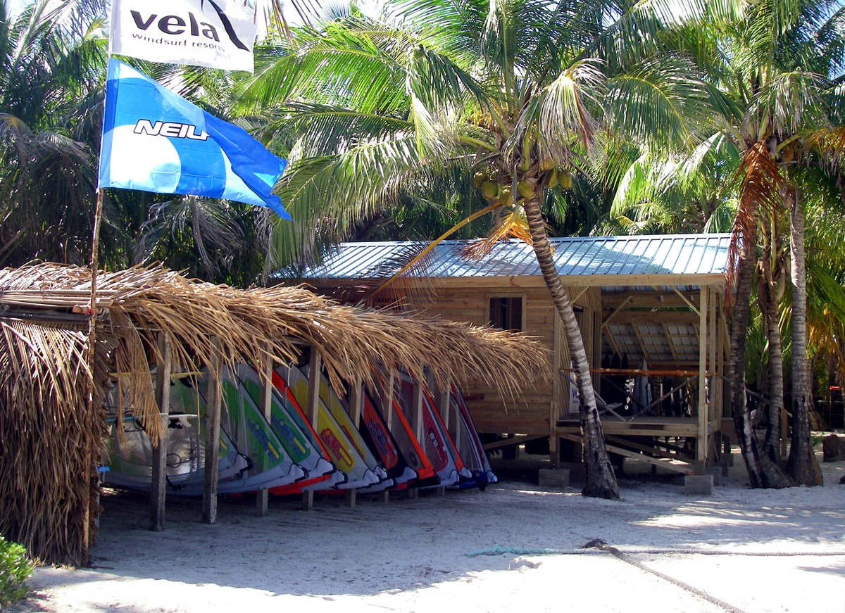 Belize kiteboard and windsurf center