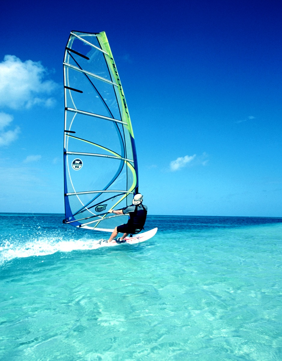 Windsurf experts will not be disappointed!