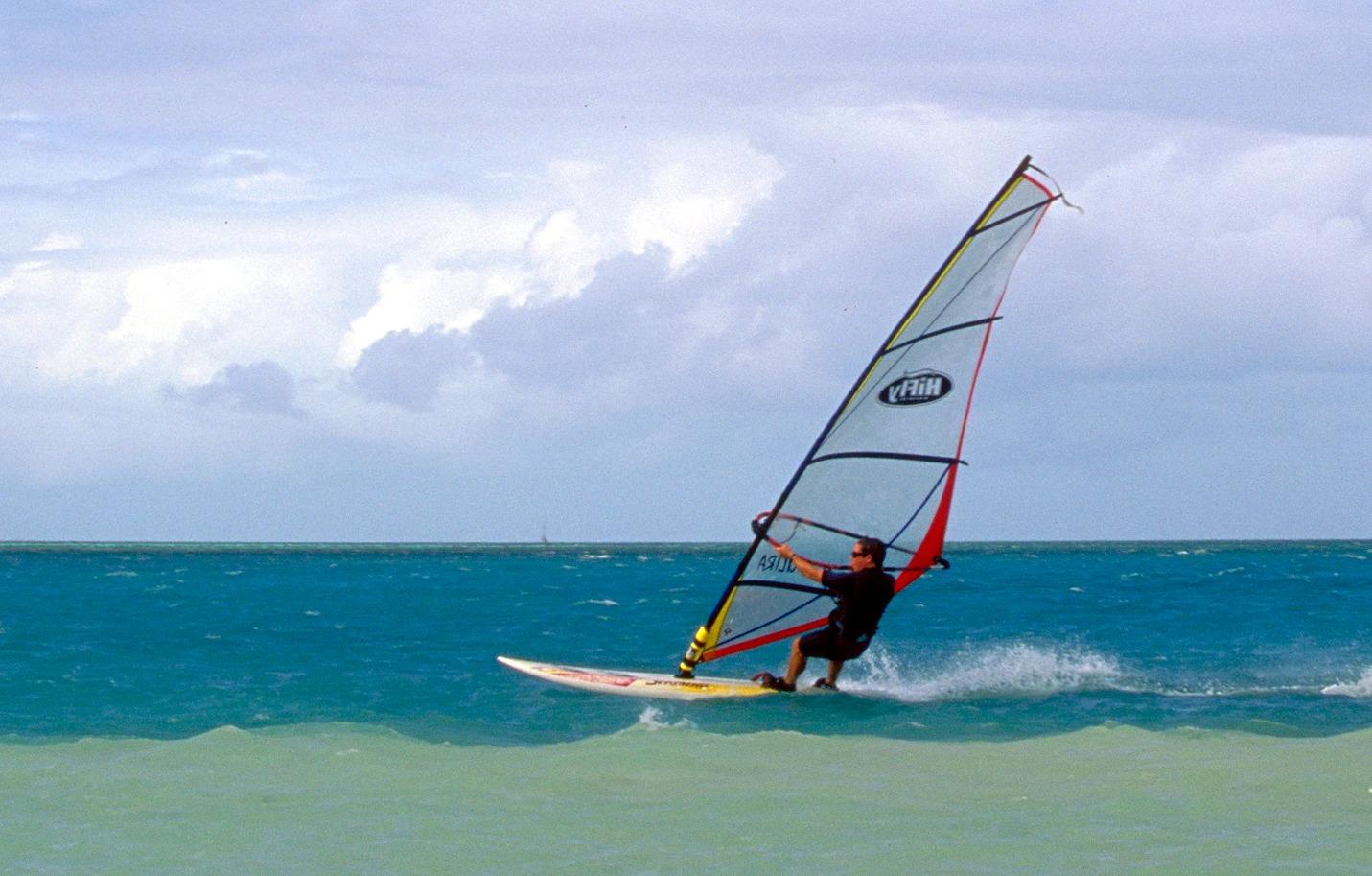 windsurfing magazine eric sanford