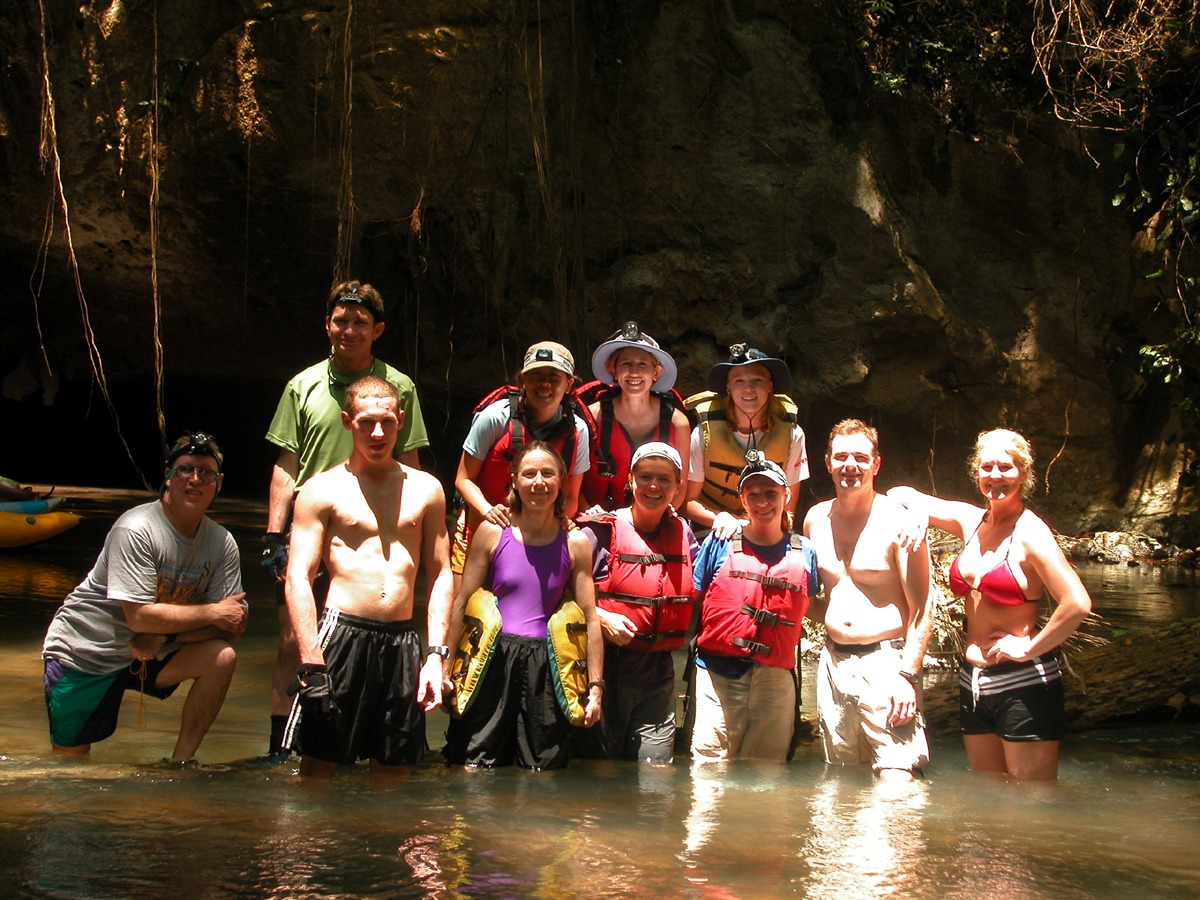 The Caves Branch River trip is arguably the best one day adventure in Belize