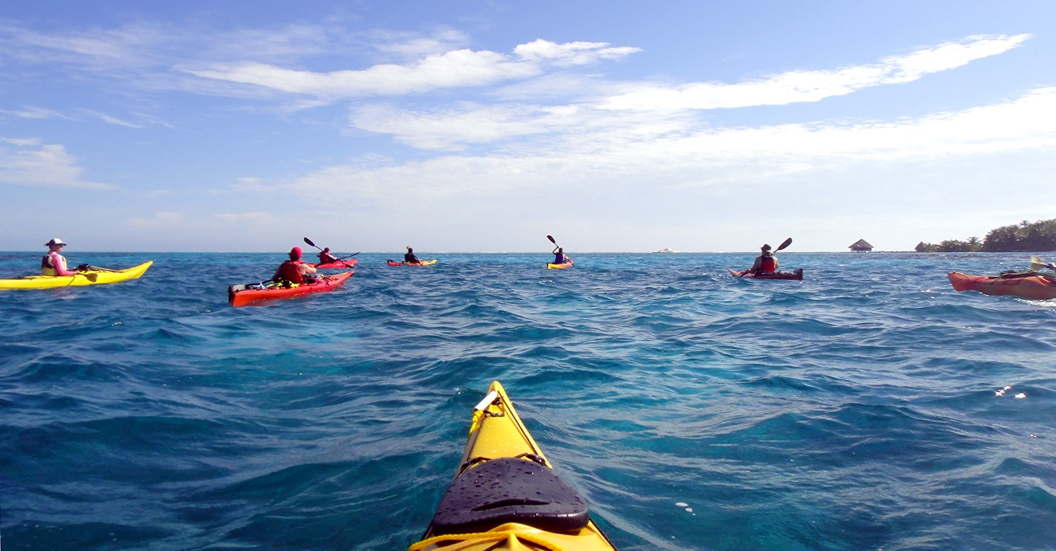 Belize Kayaking  Kayak Vacation Packages  Adventure