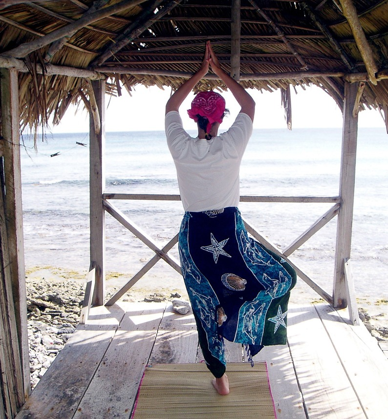 A healthy Belize vacation