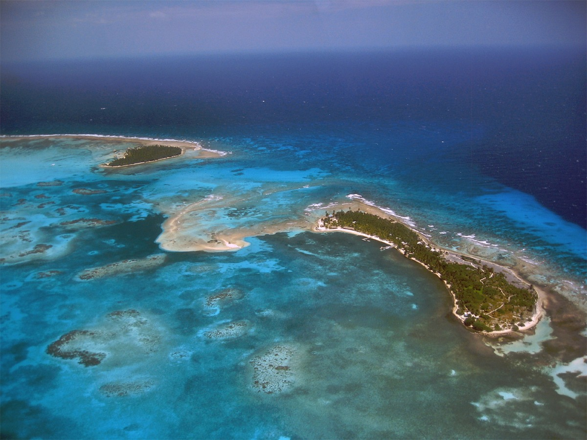 Glover's Reef Atoll Belize