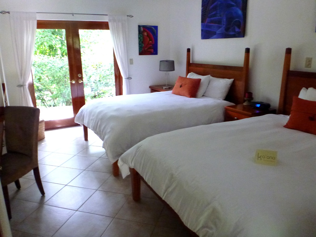 Interior of Ka-ana casita