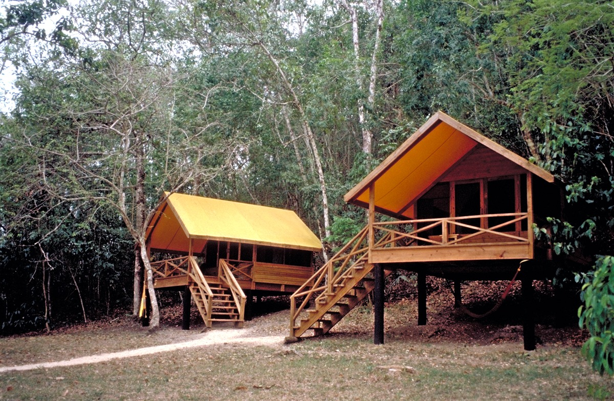 Macal River Jungle Camp at Chaa Creek