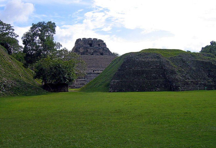 Explore Xunantunich with a Mayan guide