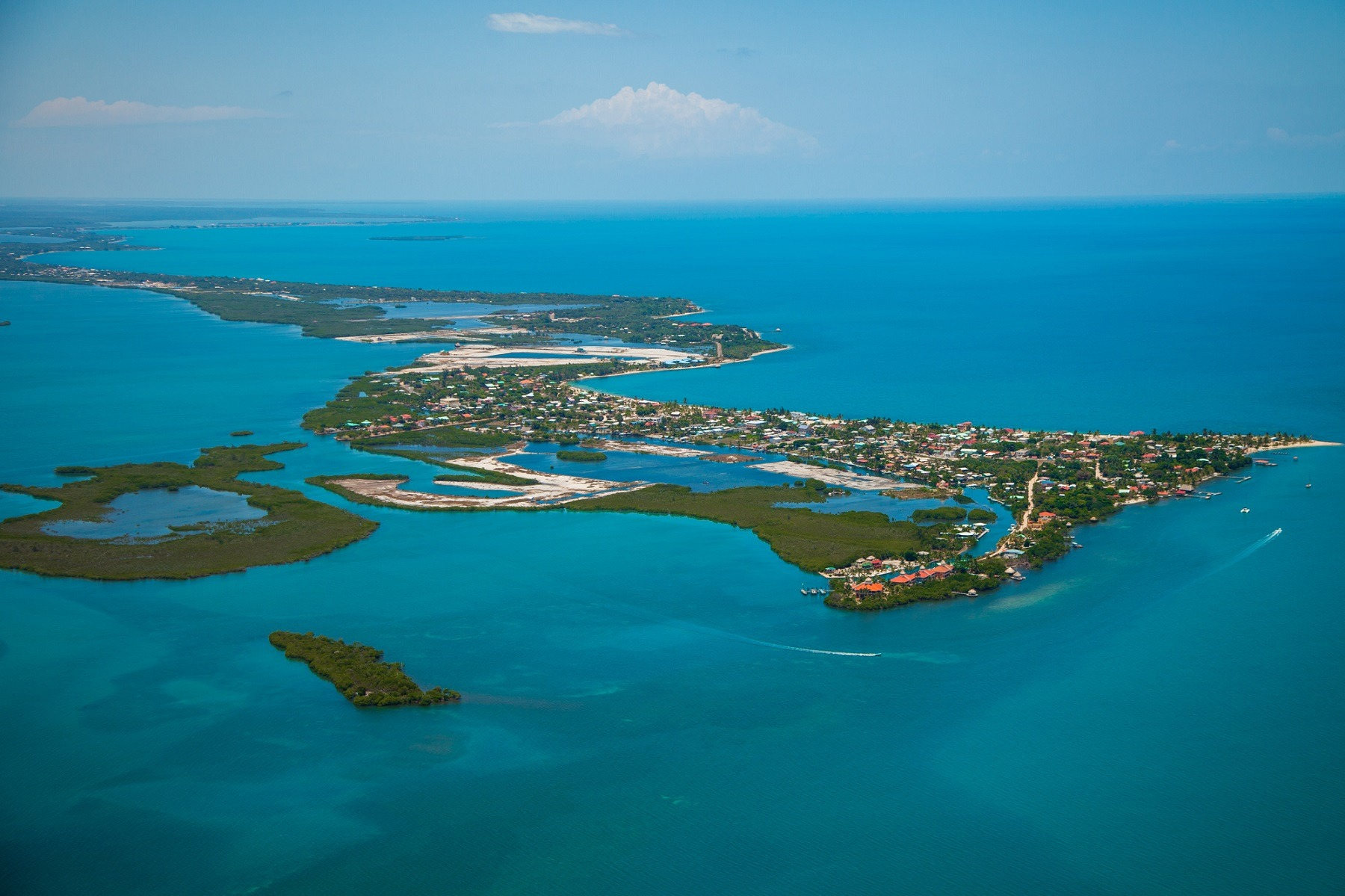 Placencia peninsula, Belize