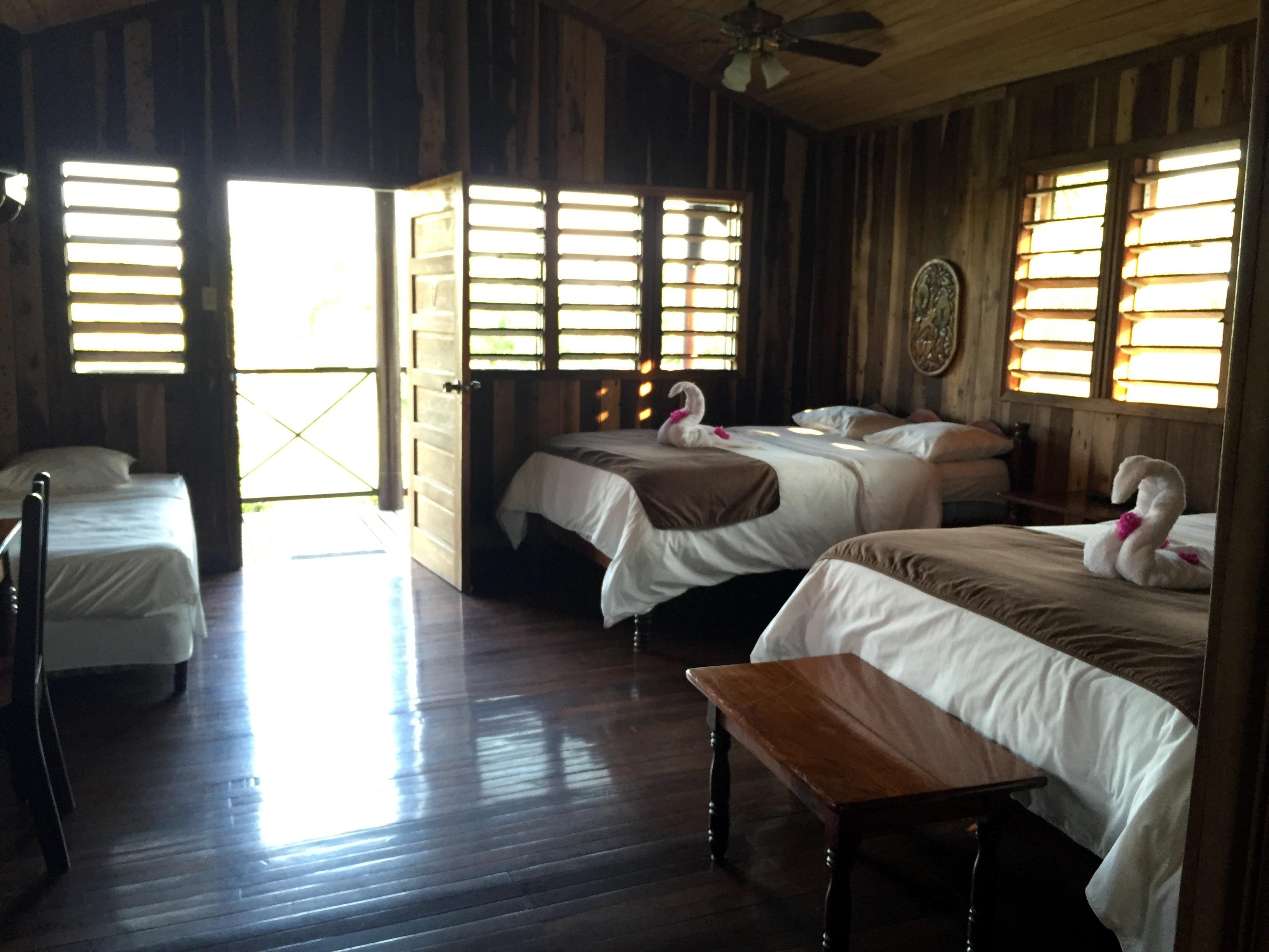 Cassia Hill guest cabin