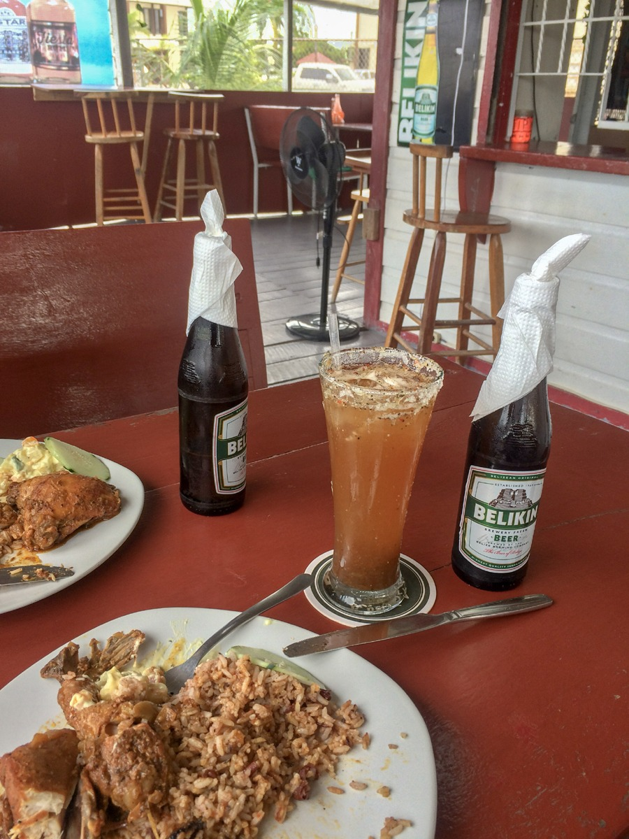 Belize City restaurant