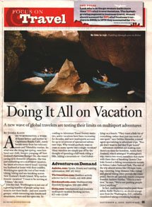 Newsweek Belize article