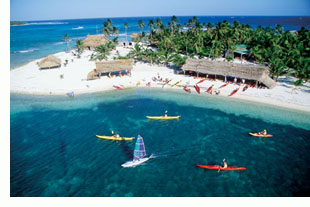 Long Caye sports camp