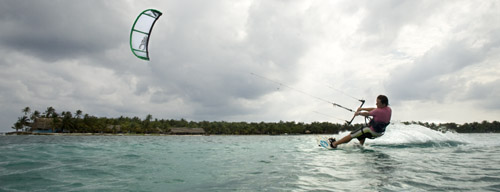 Kiteboard Belize