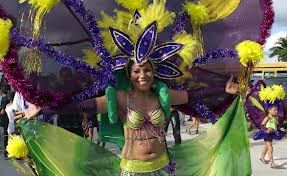 Belize Carnival shows off the culture of the country