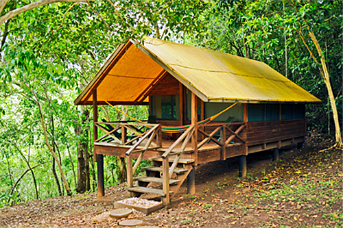 Macal jungle camp