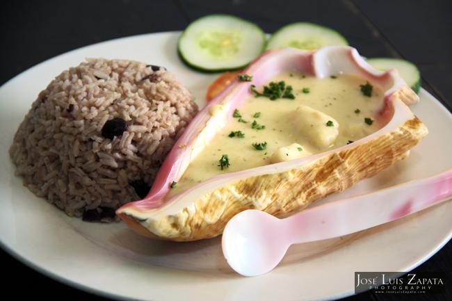 Conch-delicacy