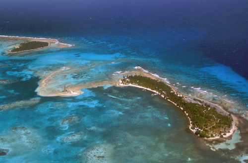Long Caye 2007