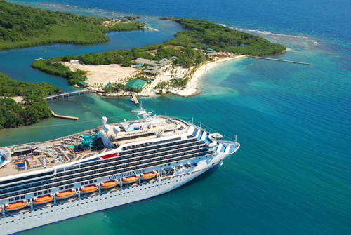 belize cruise ship