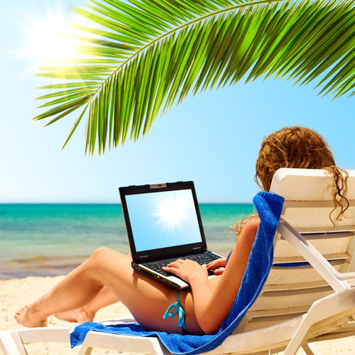 online travel industry
