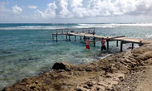 island maintenance
