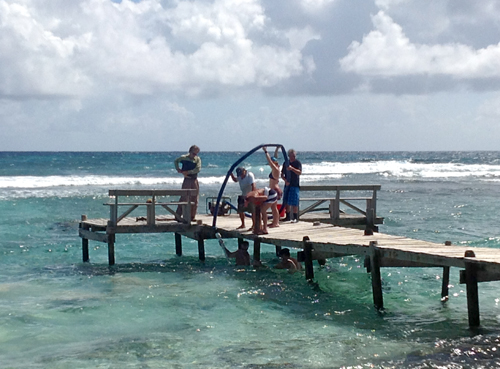 Belize island projects