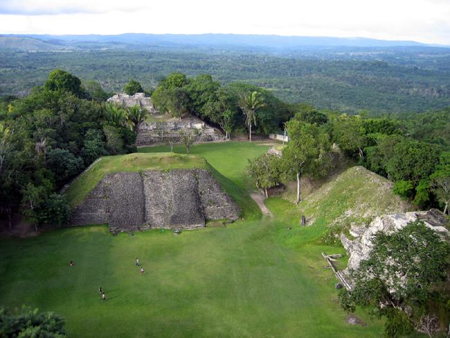 Xunantunich Mayan ruin discovery